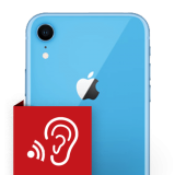 iPhone XR earpiece repair