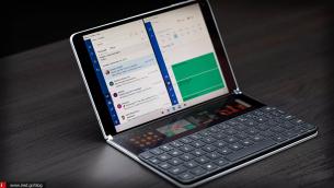 Microsoft Surface Neo| Το νέο υβριδικό laptop έρχεται με διπλή οθόνη και τα νέα Windows 10X