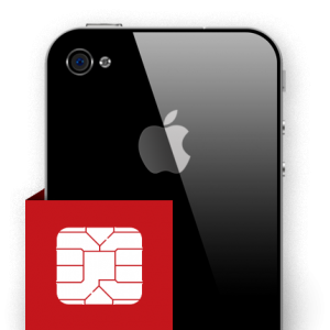 Επισκευή sim card reader iPhone 4S