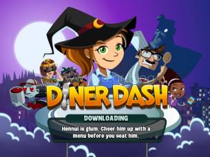Νέο Diner Dash για iPhone και iPad