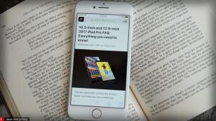 Πώς να εκτυπώσετε μία ιστοσελίδα χωρίς διαφημίσεις από τον Safari σε iPhone, iPad, Mac
