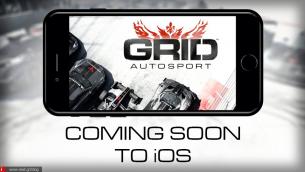 """To παιχνίδι κονσόλας GRID έρχεται στο iOS για """"αγώνες υψηλού επιπέδου"""""""