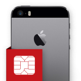 iPhone SE SIM card reader repair