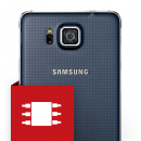 Samsung Galaxy Alpha motherboard repair