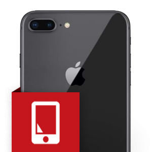 iPhone 8 Plus Retina screen & digitizer repair