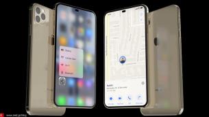 Τα επόμενης γενιάς iPhone θα έχουν μικρότερο notch και θα υποστηρίζουν τεχνολογία 5G