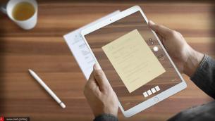 iOS 11: Ενσωματωμένη λειτουργία scanner στις «Σημειώσεις»