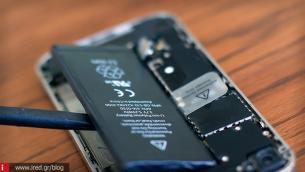 Σύντομα η Apple θα κατασκευάζει δικές της μπαταρίες για τα iPhone...