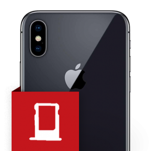 Επισκευή Sim Card Case iPhone X