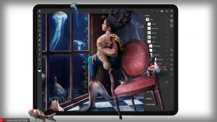 Η Adobe κυκλοφόρησε το Photoshop για iPad!