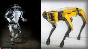 Τα robots της Boston Dynamics μαθαίνουν να τρέχουν, να ανεβαίνουν σκάλες και να κινούνται αυτόνομα