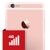 iPhone 6s plus GSM 3G/4G antenna repair