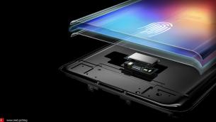 H Apple βραβεύτηκε για την τεχνολογία ενσωματωμένου δακτυλικού αποτυπώματος στην επιφάνεια της οθόνης