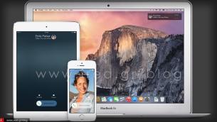 Ενεργοποίηση/απενεργοποίηση της προώθησης κλήσεων σε iPad ή Mac