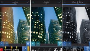 Επεξεργασία Φωτογραφιών - Top iOS και Android εφαρμογές