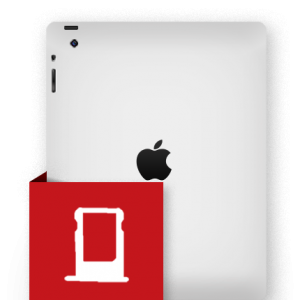 iPad 2 SIM card case repair