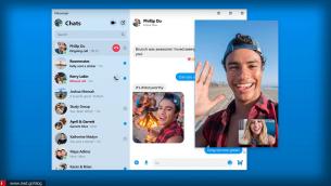 Kυκλοφορεί η εφαρμογή του Facebook Messenger για Mac και Windows!