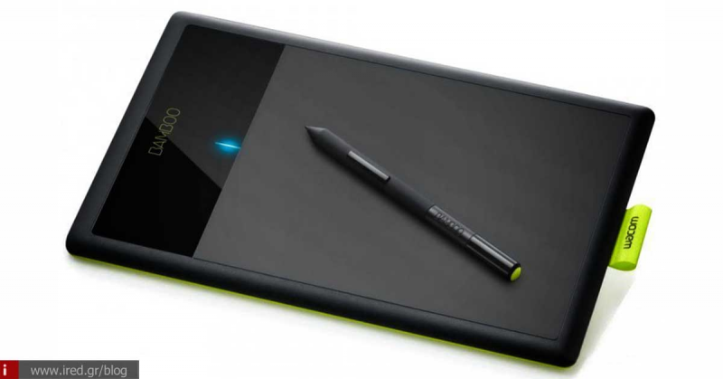 Παρουσίαση: Wacom Bamboo Pen and Touch