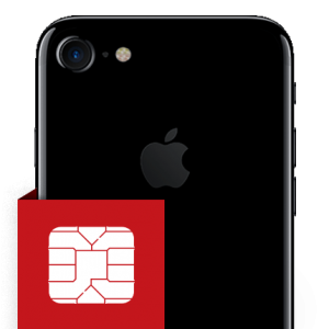 Επισκευή SIM card reader iPhone 7