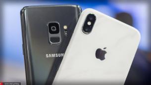 Τα iPhones που ήδη κυκλοφορούν νικούν κατά κράτος το επερχόμενο Note 9 της Samsung
