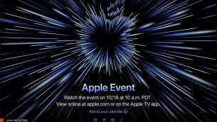 Unleashed Event| Έρχονται σε λίγες μέρες τα νέα MacBook Pro & AirPods 3