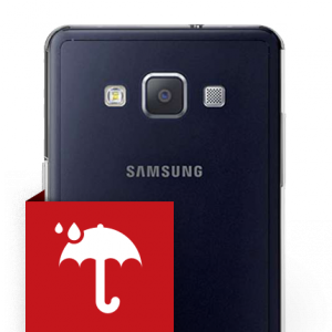 Wet Samsung Galaxy A5 repair
