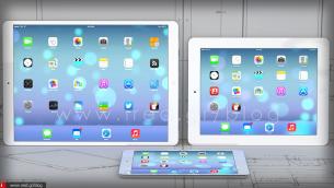 """Έρχεται μεγαλύτερο iPad """"Air Plus"""""""