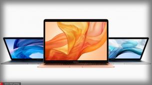 Macbook update: Ανανεωμένα τα  Macbook Air και Macbook Pro!