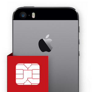 iPhone 5s SIM card reader repair