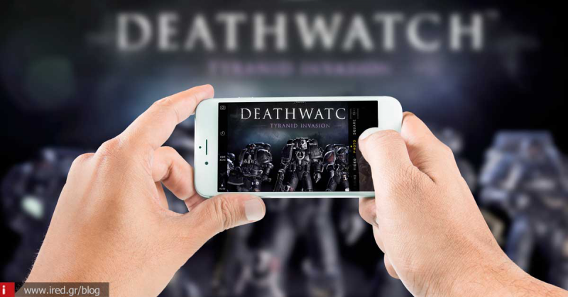 Free Apps of the Day: Don't Run With a Plasma Sword, Atomus και Warhammer 40.000 Deathwatch: Tyranid Invasion (16/02)