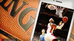 Μπασκετόφιλοι όλου του κόσμου ενωθείτε: 5 mobile basketball games μόνο για εσάς!