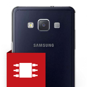 Samsung Galaxy A5 motherboard repair