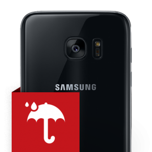 Water damaged Samsung Galaxy S7 Edge repair