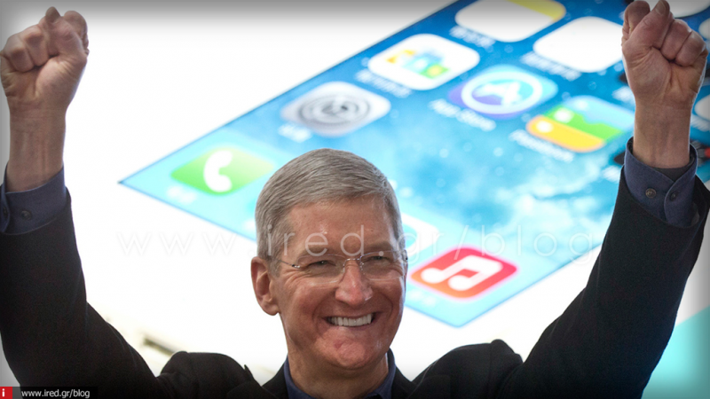 """CEO of the Year"": Σαρώνει όλες τις διακρίσεις ο Tim Cook"