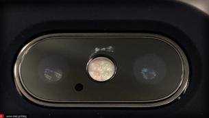 Ορισμένοι χρήστες καταγγέλλουν πως το γυαλί της οπίσθιας κάμερας του iPhone X σπάει αρκετά εύκολα