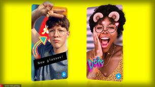 Το Snapchat 3D Selfie έφτασε αποκλειστικά για iPhone!