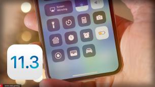 Κυκλοφόρησε το iOS 11.3 για iPhone - iPad και το macOS High Sierra 10.13.4
