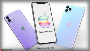Κυκλοφόρησαν φωτογραφίες που δείχνουν τα νέα χρώματα του iPhone 11