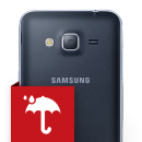 Water damaged Samsung Galaxy J3 2016 repair