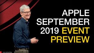 Τι περιμένουμε από το event της Apple τον Σεπτέμβριο!