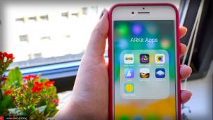 5 καταπληκτικές ARKit εφαρμογές για το iPhone