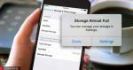 iPhone - Επιλέξετε το ιδανικό πακέτο αποθήκευσης iCloud για εσάς προσωπικά