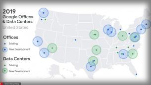 Σε γραφεία και data centers επενδύει 13 δισεκατομμύρια δολλάρια φέτος η Google!