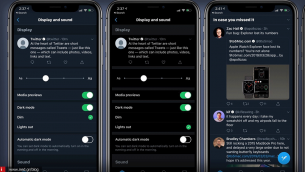 Ένα πραγματικά...dark mode για το Τwitter στα iPhone!