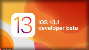 H Apple κυκλοφόρησε την Beta έκδοση του iOS 13.1. Τι άλλαξε;