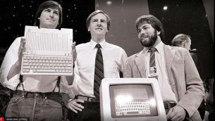 1 Απριλίου 1976: Οι Jobs, Wozniak και Wayne ιδρύουν την Apple