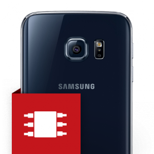 Samsung Galaxy S6 Edge motherboard repair