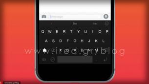 Next Keyboard: O τρόπος πληκτρολόγησης στο iPhone αλλάζει ριζικά