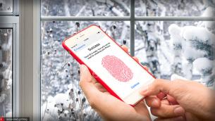 Λύση για το Touch ID που δεν ανταποκρίνεται τις κρύες ημέρες