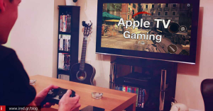Apple TV Gaming: Modern Combat 5 Blackout